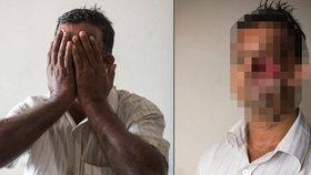 Hashmot Ali skončil po útoku tygra se znetvořeným obličejem.