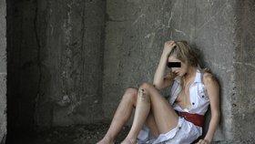 Znásilnění (Ilustrační foto)