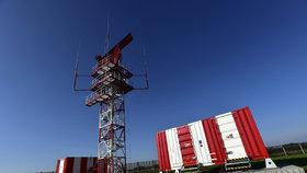 Radiolokátorů existuje více. Na snímku radiolokátor RPL-2000