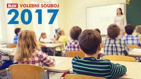 Pátá debata de bude týkat školství