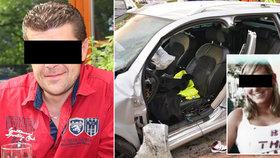 Tragická nehoda si vyžádala život viníka i mladé ženy v autě. Její dvě děti jsou v nemocnici.
