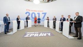 Blesk Volební souboj 2017 o školství