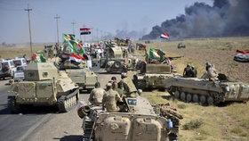 Irácké armádě se podařilo dobýt město Havídža.