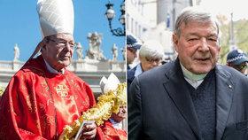 Australský kardinál George Pell