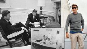 V USA se konala dražba věcí prezidenta Kennedyho.