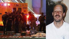 Steven Paddock střílel 1. 10. 2017 v Las Vegas do davu 9 minut. Zemřelo 58 lidí, než ho policie zneškodnila.