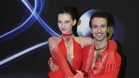 Michal Kostovčík vystoupil v pořadu StarDance v roce 2008 s Ivou Frühlingovou.