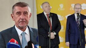 Koaliční přestřelka těsně před volbami: ANO a ČSSD se do sebe pustily kvůli lithiu.