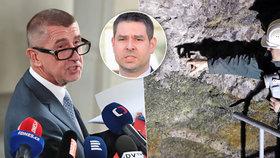 Andrej Babiš se pustil do ministra Havlíčka kvůli chystané těžbě lithia v Česku.