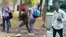 Brutální útok školáka na spolužáky v Lounech: Zbil je za to, že se podívali na jeho holku.