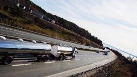 Výstavba dálnic byla v letech 2013 až 2017 velmi pomalá a ani v příštích letech se příliš nezrychlí.