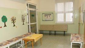 Interiér Nemocnice v Havlíčkově Brodě