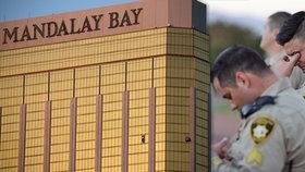 Další důkazy v případu střelby v Las Vegas