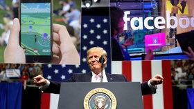Rusové se měli vměšovat do voleb přes Pokémon Go a Facebook.