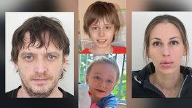 Policie hledá rodiče, kteří unesli své dva syny. Ti jim byli z rozhodnutí soudu odebráni a umístěni do dětského domova