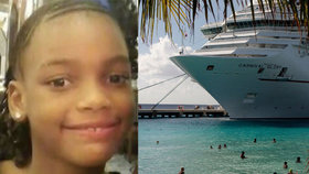 Zion (†8) zemřela při nehodě na výletní lodi.