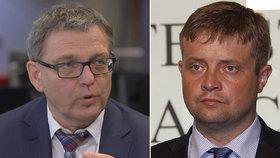 Pod šéfem finanční správy se viklá židle: Zaorálek chce jeho hlavu, ANO i KDU-ČSL vzdorují.