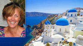 Valeria Jones slavila průlom v léčbě rakoviny. Na Santorini se upila k smrti.