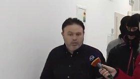 Miroslav Vlček byl obžalovaný z únosu exmanželky.