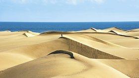 Kanárské ostrovy jsou autonomní součástí Španělska
