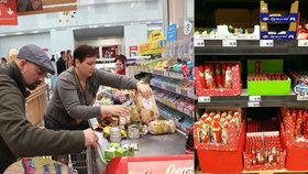 Obchody startují vánoční sezónu.