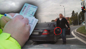 Jak postupovat při kontrole policistou v civilu?