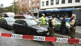 Útok v Německu (Ilustrační foto)