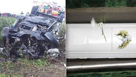Na Slovensku proběhl pohřeb první oběti tragické nehody minibusu a českého kamionu.