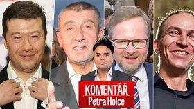 Povolební situace v Česku pohledem komentátora Petra Holce