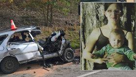 Martínek (3) přišel po nehodě o maminku i babičku: Za jediný den se pro něj vybralo 57 tisíc.