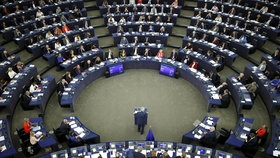 Kampaň #metoo v Europarlamentu.