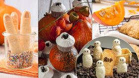 Halloweenský svátek začíná zakořeňovat i v našich tradicích, zkuste si upéci nějaké »duchařské« dobroty.