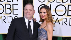 Harvey Weinstein s Georginou Chapman
