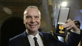 Státní vyznamenání 2017: Štefan Margita