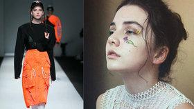 Mladičká modelka se upracovala k smrti.