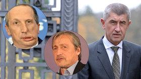Andrej Babiš hledá experty do menšinové vlády. Klaus mladší o ničem neví. A Martin Stropnický by se mohl stěhovat.