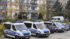 Německá policie zatkla Syřana, který plánoval teroristický útok.