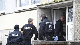 Německá policie vyšetřuje smrt dvou malých holčiček (ilustrační foto).