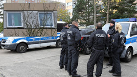 Německá policie (Ilustrační foto)