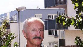 Kandidátem do senátních voleb v Třebíči bude herec Oldřich Navrátil