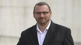 Poslanec a lídr SPD v Moravskoslezském kraji Lubomír Volný