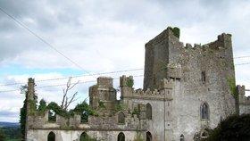 Hrad Leap, Irsko
