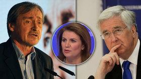 Britský ministr obrany po obvinění z obtěžování rezignoval