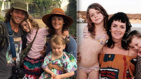 Rodina cestující po světě zmizela v Brazílii při útoku pirátů.