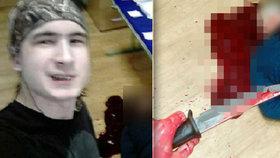 Ruský student podřezal svého učitele. Pak spáchal sebevraždu.