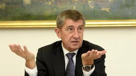 Sněmovna bude jednat i o vydání šéfa hnutí ANO Andreje Babiše.
