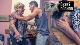 Domácí násilí na seniorech je problém.