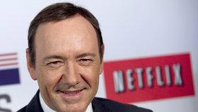 Kevin Spacey si už u Netflixu neškrtne.