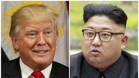 Donald Trump je připraven jednat s Kim Čong-unem. Černý scénář ale řeší jejich jadernou válku.