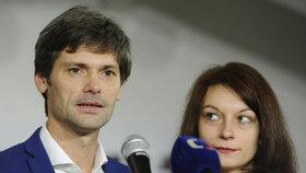 Lékař Marek Hilšer byl mezi prvními, kteří prezidentskou kandidaturu oznámili.